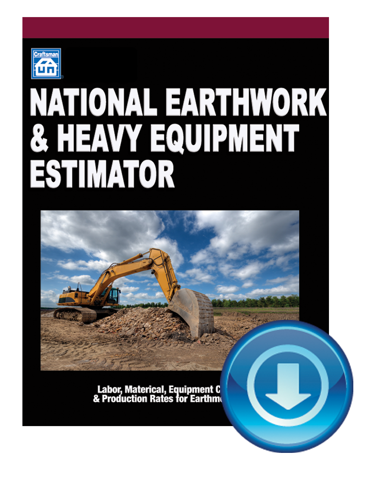 National Earthwork & Heavy Equipment Estimator