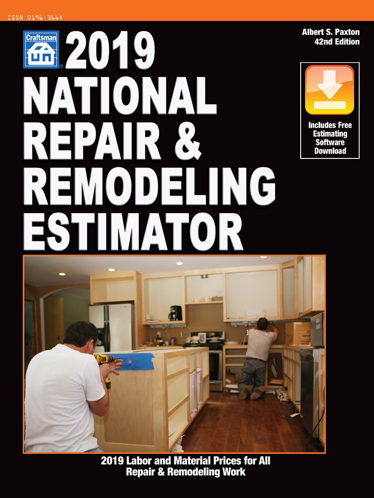 National Repair & Remodeling Estimator