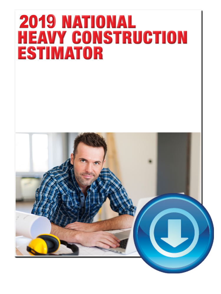 National Construction Estimator Heavy (formerly CD Estimator Heavy)